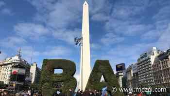 La Ciudad de Buenos Aires se promociona en Mendoza y hay sorteo por un viaje - MDZ Online