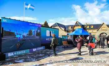 Llega a Mendoza el camión de promoción turística de la ciudad de Buenos Aires - El Ciudadano