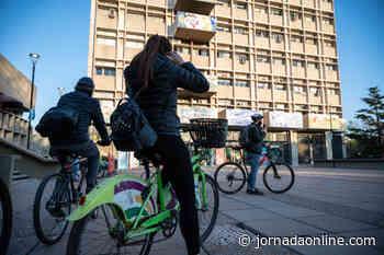 Empleados de la Ciudad de Mendoza se sumaron al Día Mundial sin Automóvil - Diario Jornada Mendoza