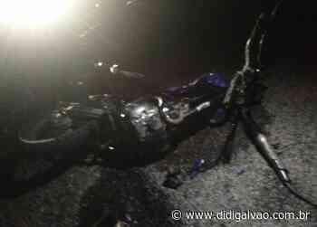 Homem morre após acidente de moto em Santa Maria da Boa Vista - Blog do Didi Galvão