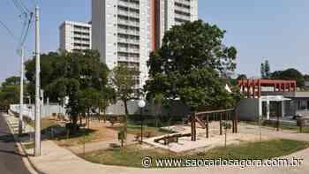Praça Maria Divina Borges no bairro Jardim Santa Felícia é entregue neste sábado - São Carlos Agora