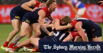 Curse lifted: Melbourne win extraordinary grand final to end 57-year flag drought
