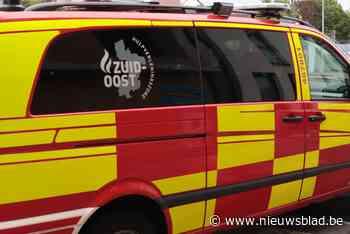 Passagier levensgevaarlijk gewond na ongeval op Wettersesteenweg
