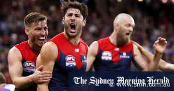 'After 57 years of pain, it's coming home': Demons topple Bulldogs to end premiership drought