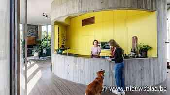 """Een huis in de vorm van een fidgetspinner: """"Veel maatwerk binnen, we konden niet anders"""""""