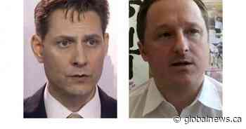 Michael Kovrig, Michael Spavor return to Canada after release from China