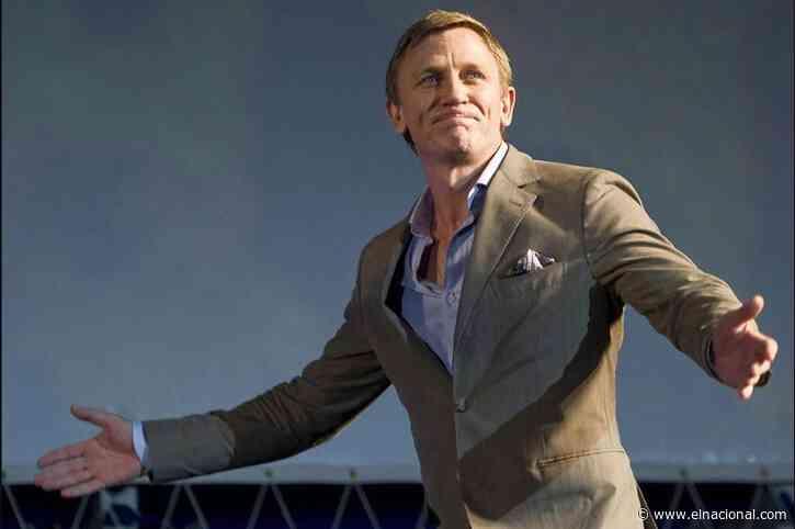 Daniel Craig fue nombrado comandante honorario de la Marina Real británica, el mismo rango de James Bond