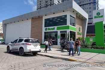 Vídeos: Cooperativa de crédito é assaltada, no litoral de SC - Jornal de Pomerode