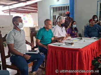 Castro Soteldo y Bernal diseñan planes con productores del Táchira - Últimas Noticias