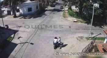 Asalto motochorro en Bernal centro: Dos colombianos detenidos - Perspectiva Sur
