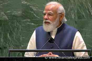 Coronavirus (Covid-19) India Live News: I invite vaccine manufacturers from across the world to make vaccines in India, says PM Modi at United Nations General Assembly - The Financial Express