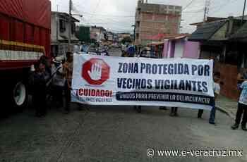 ¿Te sientes inseguro en Xalapa? Así puedes crear una red vecinal | e-consulta.com 2021 - e-consulta Veracruz
