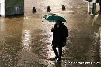 Piden a colonias de Xalapa, no bajar la guardia por lluvias | PalabrasClaras.mx - PalabrasClaras.mx