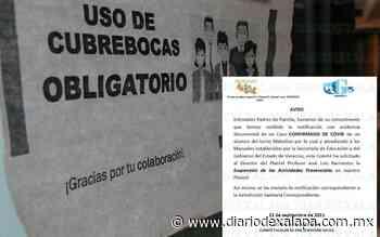 Exigen suspender clases en esta secundaria de Xalapa - Diario de Xalapa