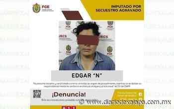 Lo acusan de secuestro en Xalapa; lo detuvo la UECS - Diario de Xalapa