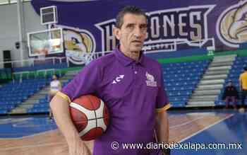 Eduardo Torres, resalta actitud de Halcones de Xalapa - Diario de Xalapa