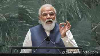 UNGA: PM Narendra Modi takes a dig at Pakistan for `using terrorism as a political tool`