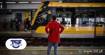 Metro do Porto já voltou a circular entre Hospital Pedro Hispano e Estádio do Mar - TSF Online