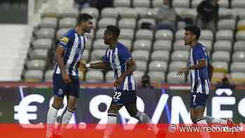 Hábito do FC Porto de marcar ao despertar do galo - Record