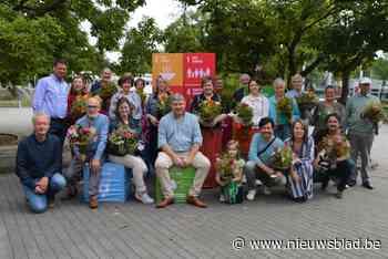Dieter Coppens is voor Zoersel nu officieel held, samen met bermmeesters