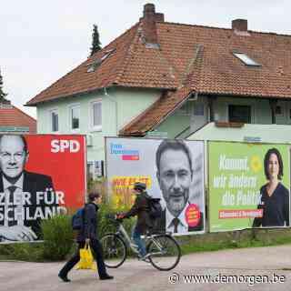 Duitsers gaan zondag naar de stembus, maar zonder Merkel is het lastig kiezen