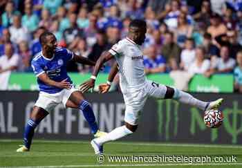 Leicester City 2-2  Burnley - match report
