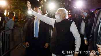 `Confident India-US relationship will grow stronger: PM Modi as US trip concludes