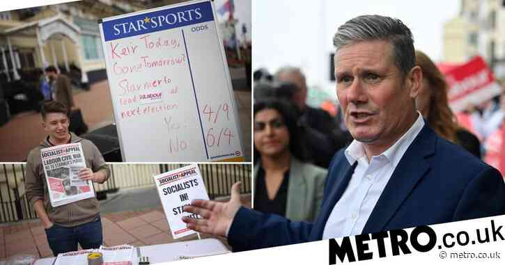 Keir Starmer forced to water down leadership election changes after backlash