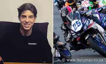 Superbike star Dean Berta Vinales dies aged just 15 when his bike crashes in race