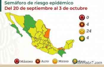 Veracruz, Xalapa y Poza Rica, con mayor número de enfermos de coronavirus - Formato Siete