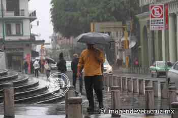El fin de semana, algunas lluvias en Veracruz; otro frente frío a inicios de octubre - Imagen de Veracruz
