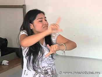 En Veracruz se trabaja para que personas con discapacidad auditiva puedan ser incluidas en el sector laboral - MÁSNOTICIAS