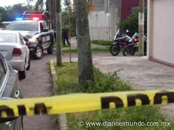 Veracruz con 840 homicidios dolosos en lo que va del año - Diario El Mundo de Córdoba