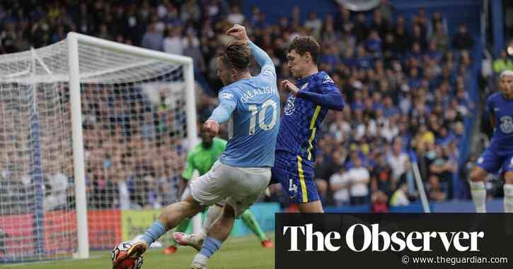 Jack Grealish finds a different rhythm to dance Chelsea into submission | Barney Ronay
