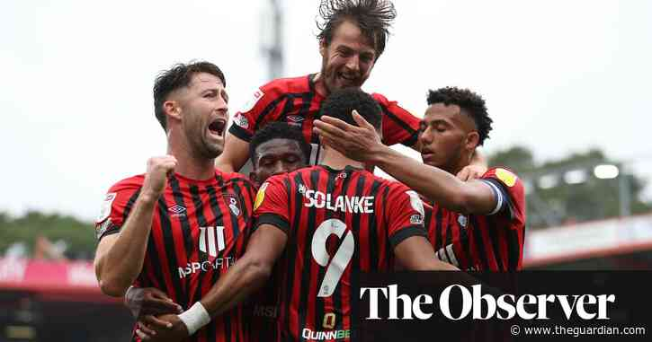 Championship roundup: Bournemouth go top while Derby woes continue