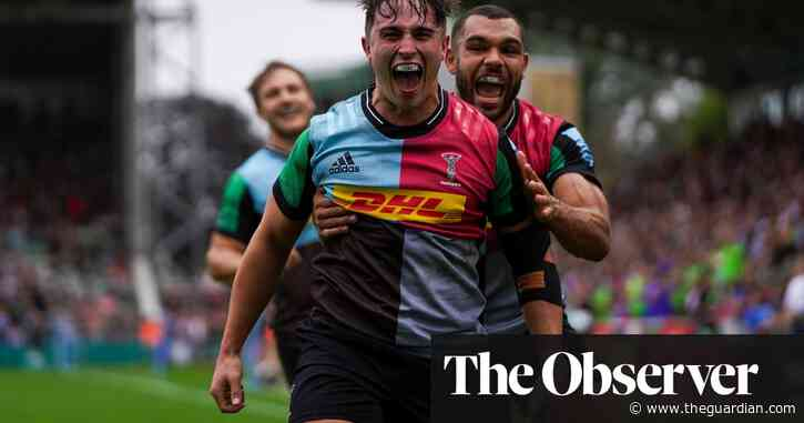 Harlequins hold off spirited Worcester to claim euphoric homecoming triumph