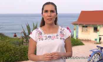 Atención a problema de la basura es prioridad en Isla Mujeres: Atenea Gómez - Radio Fórmula QR