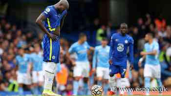 Tuchel defends Lukaku after Man City defeat