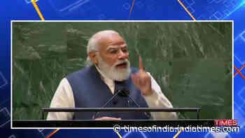 UNGA address: PM Modi invites global vaccine manufacturers to set up plants in India