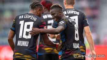 RB Leipzig's Haidara opens Bundesliga goal account as Awoniyi's Union Berlin return to winning ways