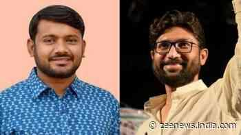 Kanhaiya Kumar, Gujarat MLA Jignesh Mevani to join Congress on September 28: Report