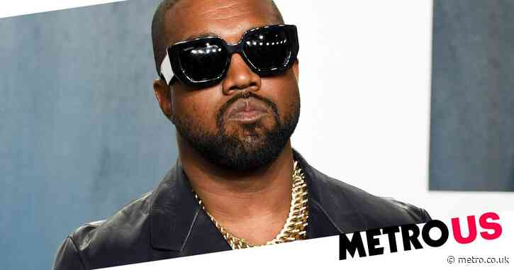 Kanye West breaks social media silence with X-ray pic of son Saint's broken arm