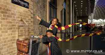 Famous Harry Potter trolley from Platform 9 and 3/4 is going on tour - how to see it