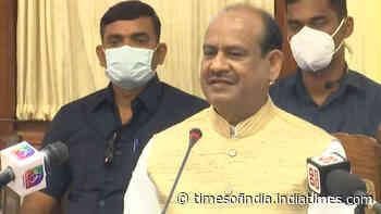 Om Birla announces 75 different programmes on Parliamentary democracy across nation
