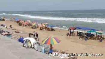 Cyclone Gulab: Odisha on high alert, Cyclonic storm to hit by September 26