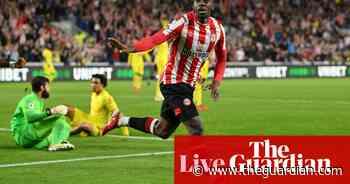 Brentford 3-3 Liverpool: Premier League – as it happened!