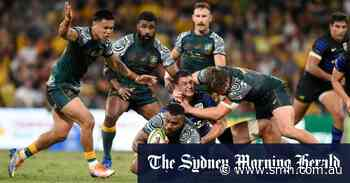 Player ratings: Wallabies backs star in third straight win