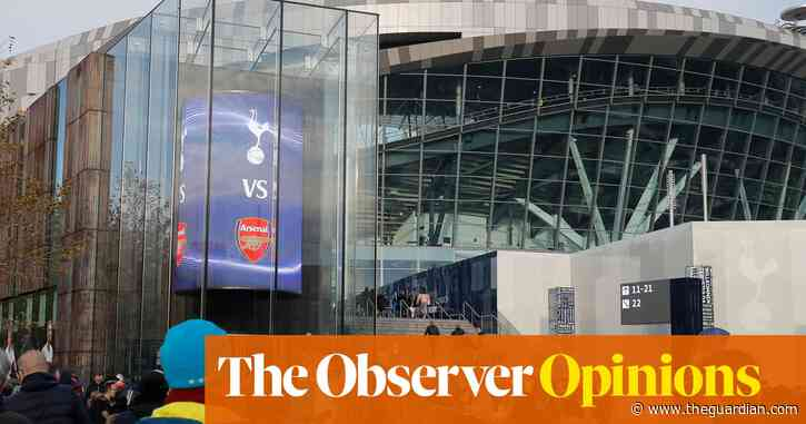Struggling neighbours offer Spurs a grim warning of their own mediocre future | Jonathan Wilson