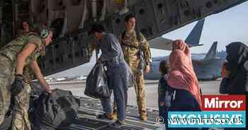 Just six Afghans who worked with British have made it to UK since Kabul airlift ended