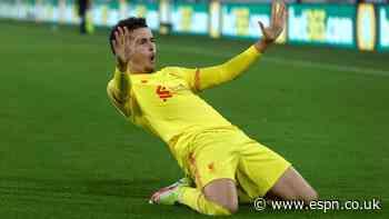 Jones, Jota best for Liverpool in frustrating draw at Brentford